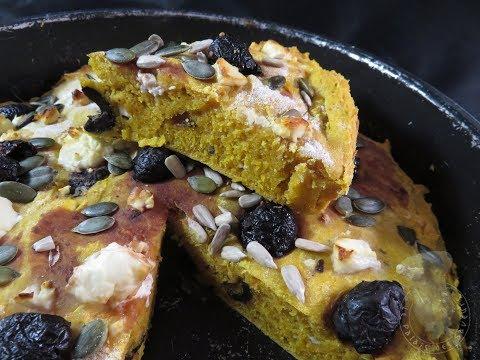 recette-du-scone-géant-au-potimarron,-olives-féta