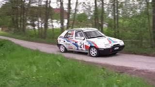 45. Rallye Český Krumlov 2017 | H21 | Petr Farník - Ladislav Zuzánek