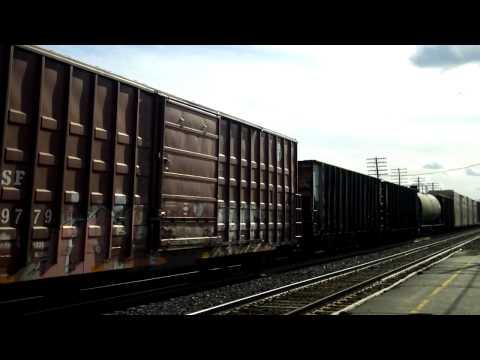 BNSF 4708 GALBRC Freight