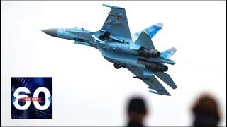 Крушение Су-27 на Украине: новые подробности ЧП. 60 минут от 17.10.18