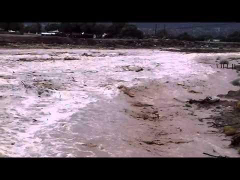Santo Domingo Pueblo Flood