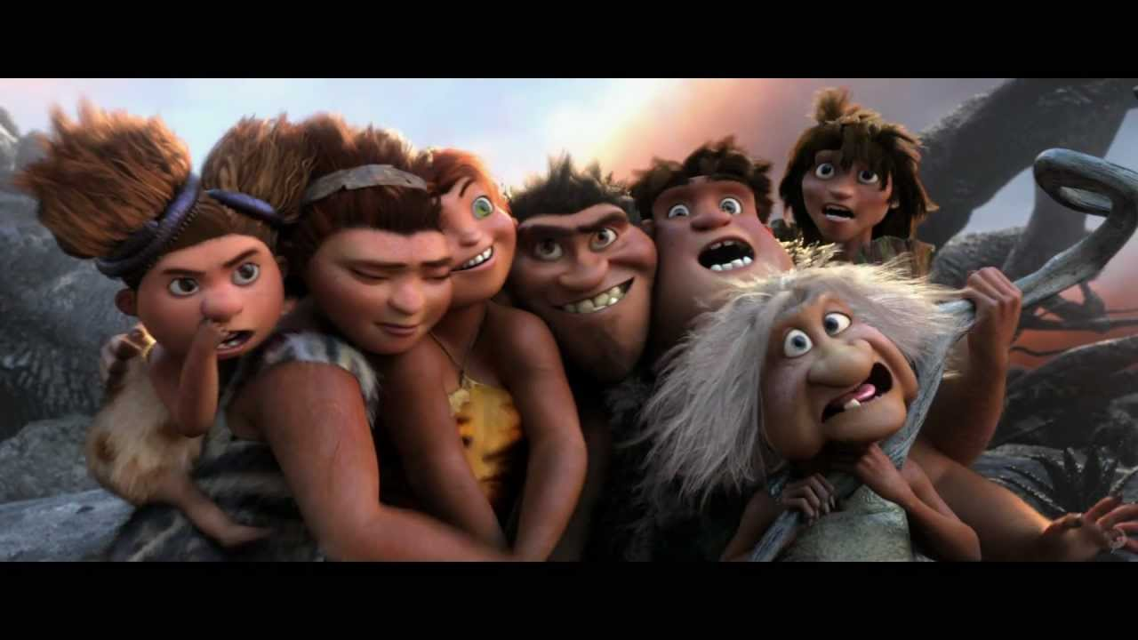 the croods: download the official game of the movie! - youtube