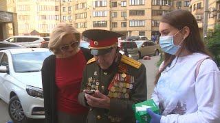 Телефоны – фронтовикам: волгоградские ветераны стали участниками всероссийской акции