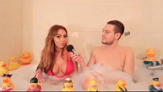 Fidji (La Villa des Coeurs Brisés) dans le bain de Jeremstar - INTERVIEW