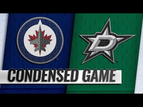 01/19/19 Condensed Game: Jets @ Stars