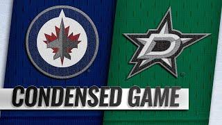 01/19/19 Condensed Game: Jets @ Stars