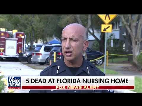 Police Say Criminal Investigation Into Florida Nursing Home Deaths
