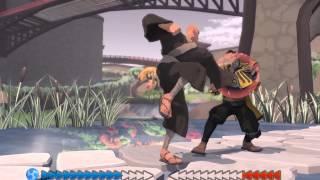 TheFirst20mins presents KarateKa remake playthrough - pc version