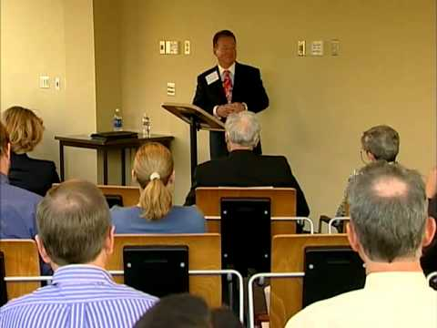 Anderson School of Management CEO Lecture Series with Michael Gallegos - Part I