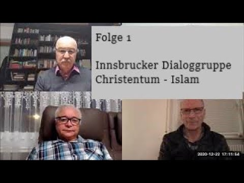Interview Dialoggruppe Christentum-Islam on YouTube