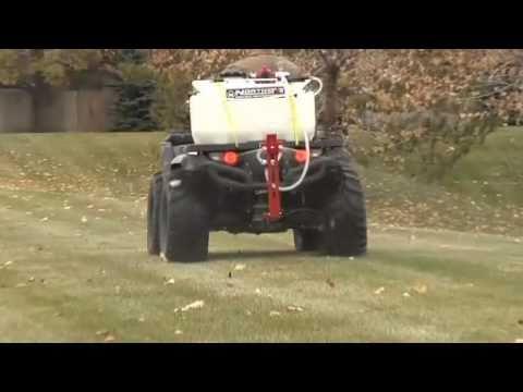 Northstar Atv Sprayer W Boom Less Spray System 26 Gallon From
