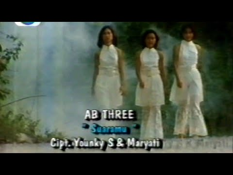 AB Three _ Suaramu ( video clip )
