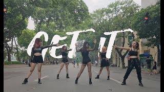 [KPOP IN PUBLIC] Pristin V - 'Get It' dance cover by 17U from Vietnam