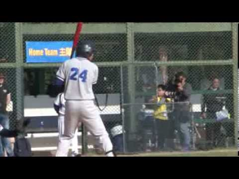 IBAF Hong Kong International Baseball Open 2013 - Hong Kong Red VS HKIS_02