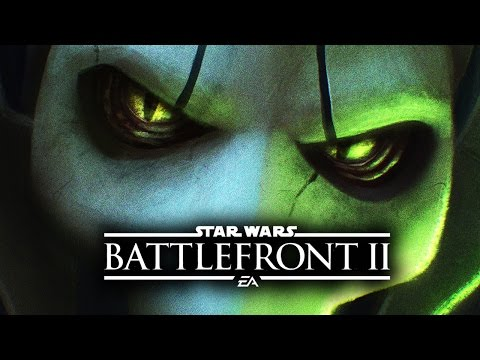 Star Wars Battlefront 2 Talk - General Grievous Abilities According to Galaxy of Heroes!
