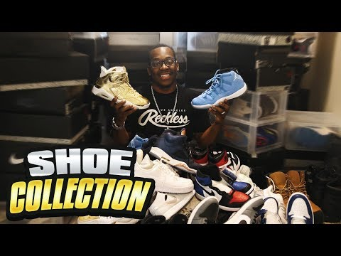 DAMIEN'S ENTIRE EXCLUSIVE SHOE COLLECTION!!! 🔥👅💦