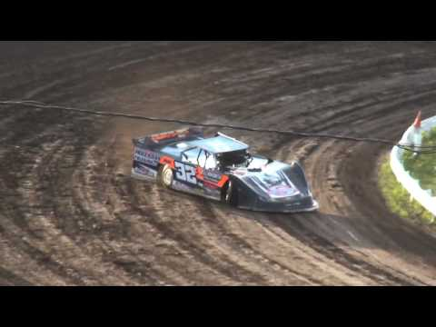 IMCA Late Model Time Trials Farley Speedway 7/14/17