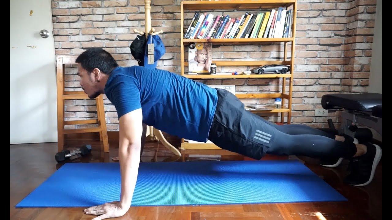 ออกกำลังกายเพื่อลดน้ำหนักที่บ้าน