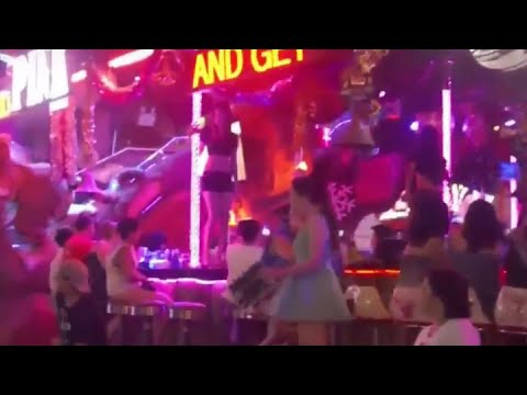 Bangla Road Patong - Phuket Nightlife
