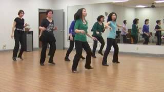 Poison - Line Dance (Dance & Teach in English & 中文)