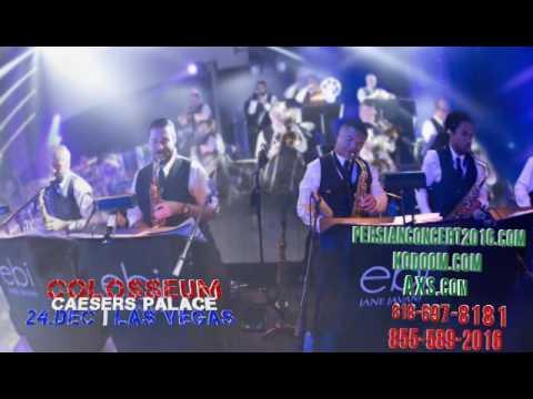 Persian Concert Las Vegas 2016