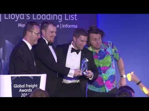 Global Freight Awards 2016 - Highlights