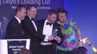 Global Freight Awards 2016 - Highlights