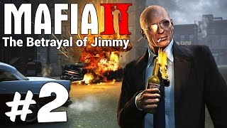 Прохождение Mafia 2 - The Betrayal of Jimmy: Часть 2 - Плохой дворецкий / Непреодолимая сила(, 2016-07-15T03:00:01.000Z)