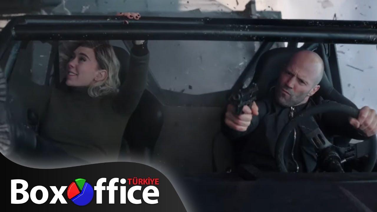 Hızlı ve Öfkeli: Hobbs ve Shaw: Fragman 2 (Türkçe Altyazılı)