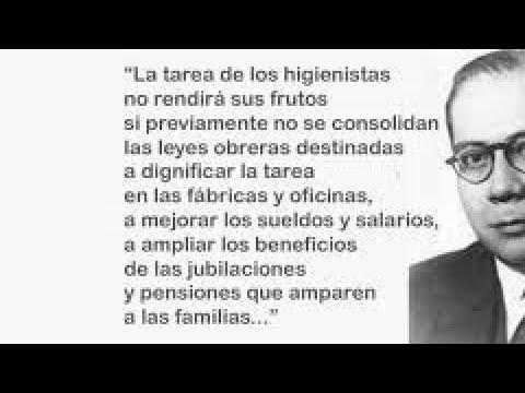 Dr Ramón Carrillo. Marcelo Gullo y Patricio Lons