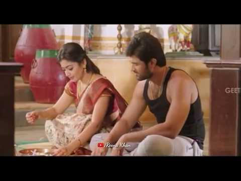 💕Cute love status video New Telugu...