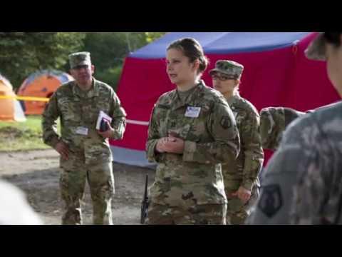 Army Nurse Corp Anniversary 2018