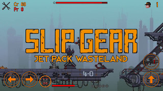 Slip Gear: Jet Pack Wasteland