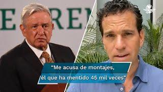 El periodista Carlos Loret de Mola afirmó que la nueva embestida presidencial en su contra no responde al suceso registrado hace 16 años, sino a otros factores por los que el mandatario no ha rendido cuentas