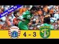Persija Jakarta 4-3 Persebaya Surabaya   ISL 2009/2010   All Goals & Highlights