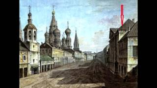 Последствия войны и потопа 19 века  Творчество художника Алексеева Ф Я