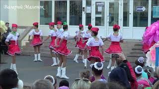 Брестские МАРЖОРЕТКИ! Music! Dance!