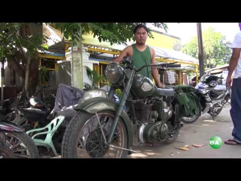 Residents React on New Motorbike Policy in Yangon