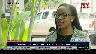ON THE GROUND: KCCA on the state of roads in the city