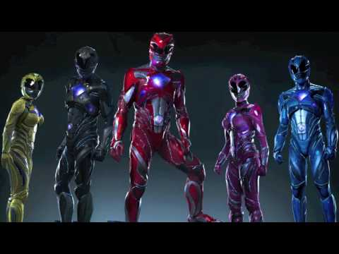 I Walk The Line  By Halsey (Power Rangers 2017 Trailer Music)