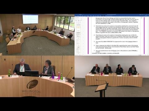 Council Meeting - 2 October 2018