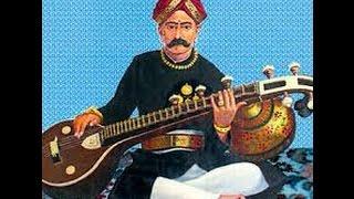 Carnatic Music Lesson: Chencurutti Tillana- Guru: Chitravina N Ravikiran