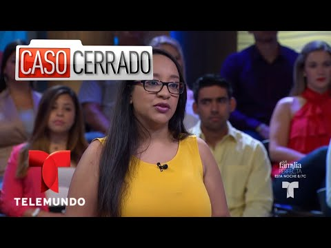 Deportada Por Culpa De Las Redes Sociales 😱🤐👎 | Caso Cerrado | Telemundo