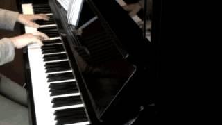 【弾いてみた】オペラ座の怪人 羽生結弦ver. ピアノソロ耳コピ