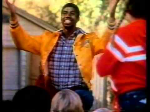 Magic Johnson 7UP commercial 1981