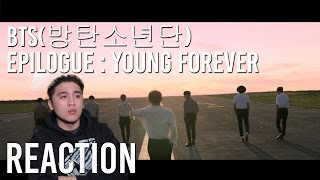 Bts(방탄소년단) _ epilogue : young forever reaction