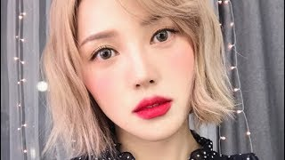💗Heartbeat Makeup (With subs) 두근두근 메이크업