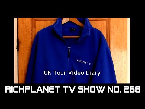 PART 1 OF 1 - 2019 UK Tour Video Diary