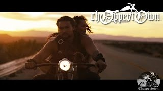 road to paloma exclusive riding clip featuring jason momoa and lisa bonet