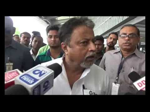 MUKUL ROY ON STING OPERATION